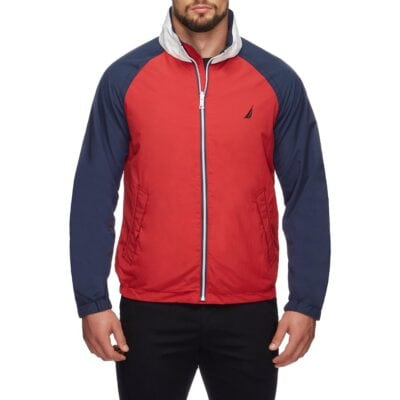 LBANAU2_NAUTICA_Men's_Reversible_N83_Windbreaker_Jacket_Red_Front