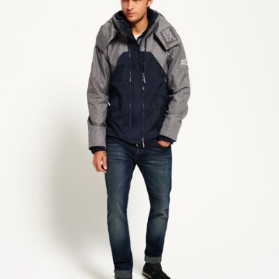 LBASUP10_SUPERDRY_Men's_Hooded_Wind_Hybrid_Navy_Main