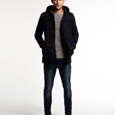 LBASUP2_SUPERDRY_Men's_Rookie_Duffle_Coat_Navy_Main