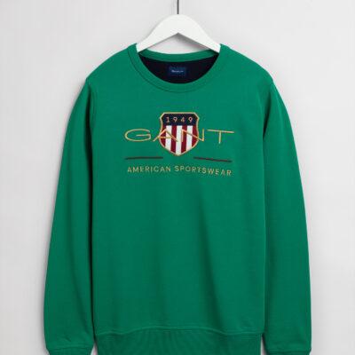 LBAGAN61_Sweater_Green_Main